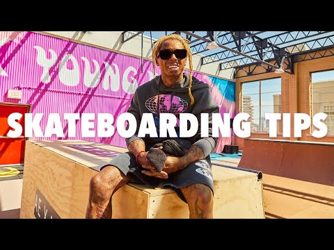 Lil' Wayne's Advice on Skating | AE x Young Money | American Eagle