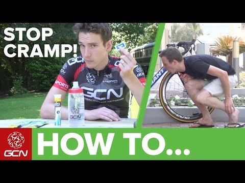 How To Stop Cramp Ways To Prevent Cramping While Cycling