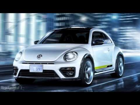 2017 Volkswagen Beetle Engineturbo 2 0l I 4 Full Review