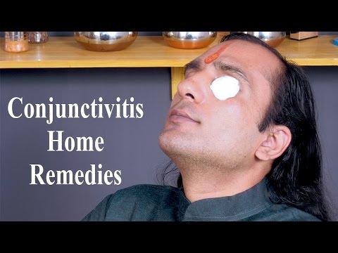 Home Remedies For Conjunctivitis - by Sachin Goyal @ ekunji.com