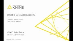 What's data aggregation?