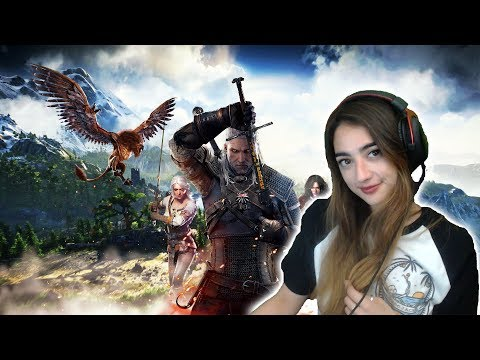 REACTING TO THE WITCHER 3 FUNNY TRAILER thumbnail