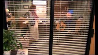 Приколы из сериала Офис [Как крид стал боссом...]
