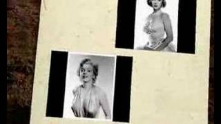 BERNIE ADAM... A movie star... Marilyn Monroe tribute