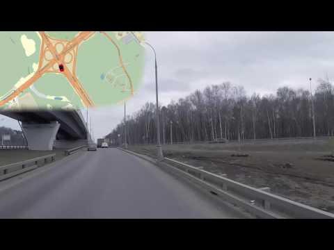 СЦ 44 км МКАД Москва Маршрут#3