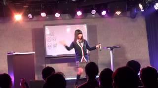 夢アドのリーダー•荻野可鈴のトーク力を鍛えるためにほぼ毎週開催されて...