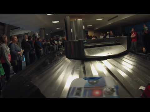 Baggage Claim at Kansas City Int'l Airport (MCI)