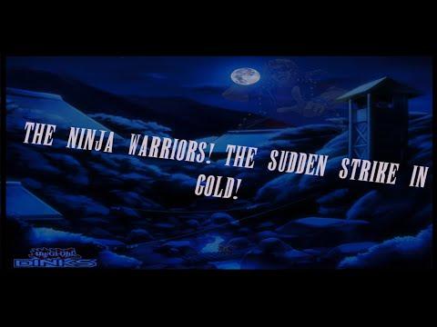 [Uu-Gi-Oh DINKS] The Ninja Warriors' Sudden Strike in Gold! |