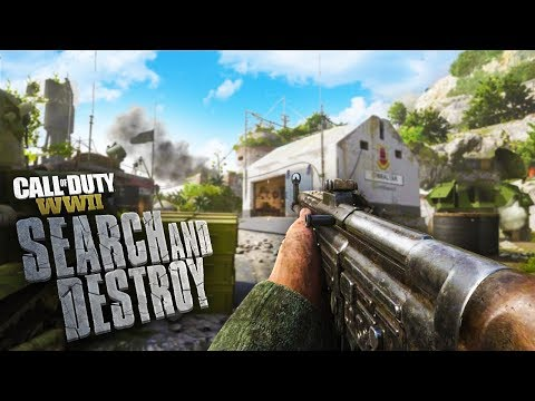 DOMINATING SEARCH & DESTROY! (Call Of...
