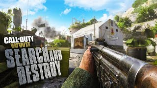 DOMINATING SEARCH & DESTROY! (Call Of Duty: WW2)