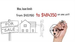 GREAT NEWS.Increased conforming loan limit by Fannie Mae and Freddie Mac