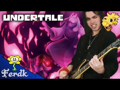 """UNDERTALE - """"Heartache""""【Symphonic Metal Cover】 by Ferdk"""
