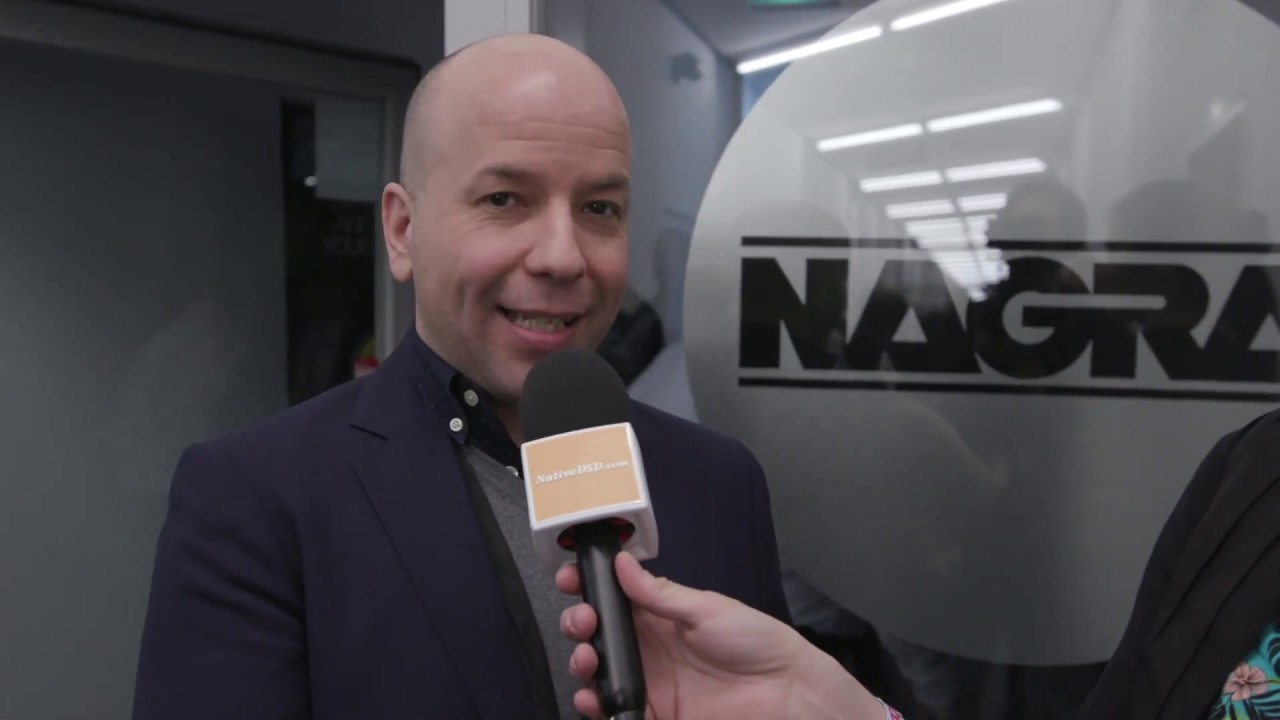 NativeDSD com Talks with the Industry About DSDVideo