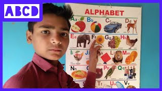 Part 63, ABCD chart video, a for apple b for ball , abcd English alphabet, su su tv kids, abcd