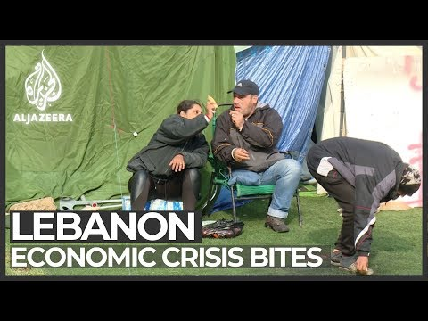 Lebanon economic crisis hurting daily life