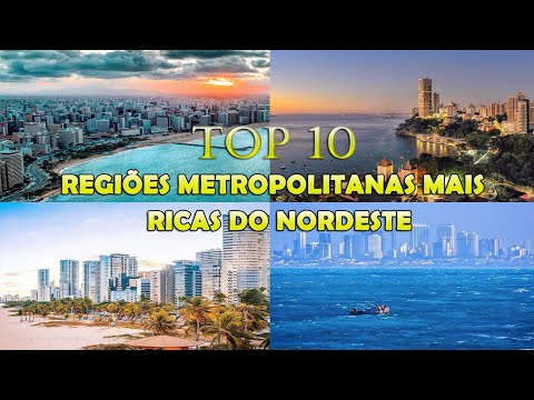 TOP 10 REGIÕES