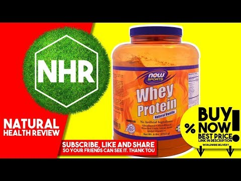 now-foods,-whey-protein,-natural-vanilla-,-6-lbs-(2722-g)🔴