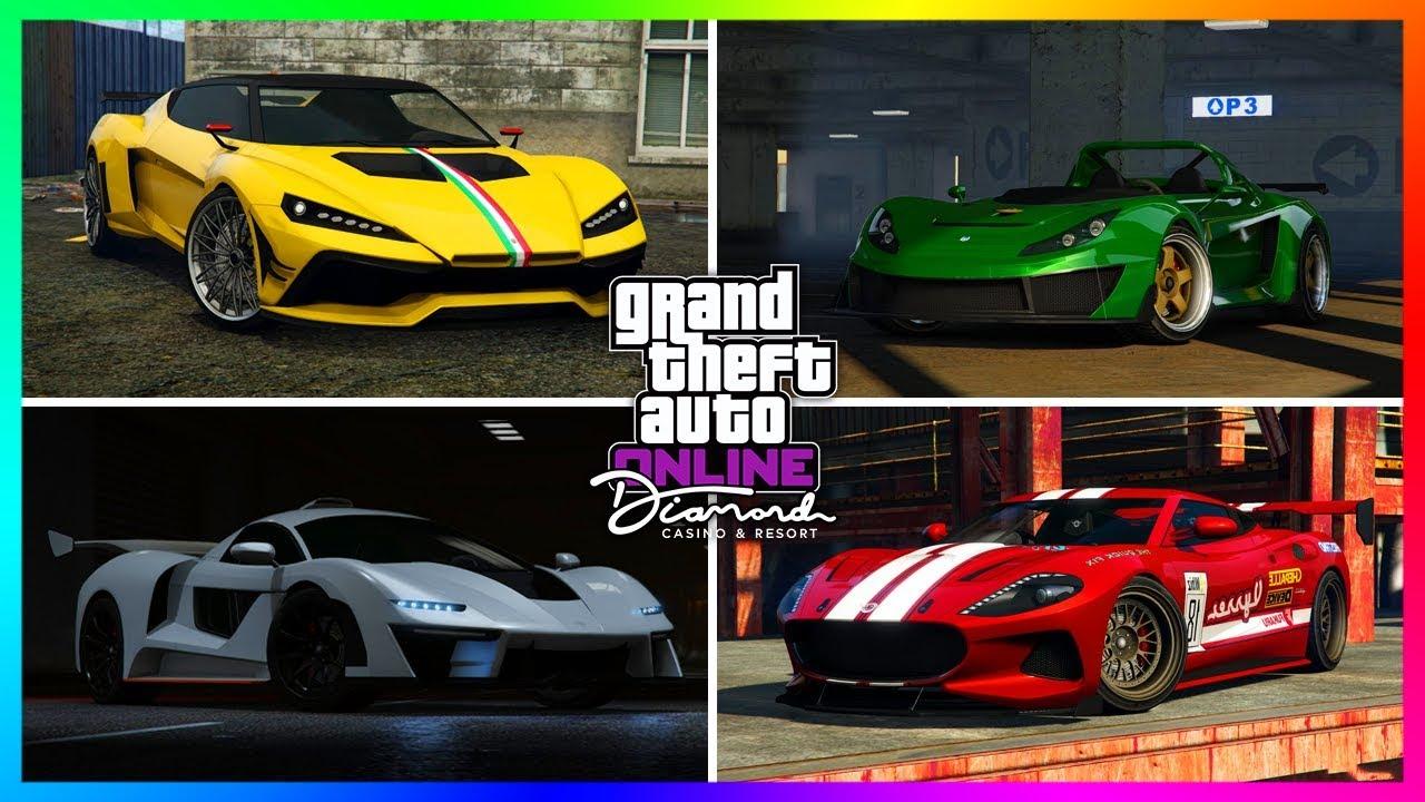 Gta Online Casino Vehicles
