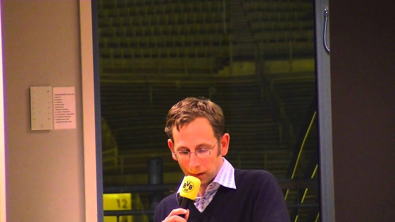 BVB-Fanabteilung Mitgliederversammlung: Berichte der Arbeitsgruppen