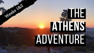 The Athens Adventure