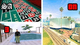 CASINO in GTA Games Over the YEARS (Evolution)