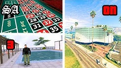 CASINOS in GTA GAMES (Evolution)