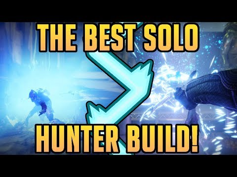 The STRONGEST Solo Build For Hunters! - Destiny 2: Shadowkeep