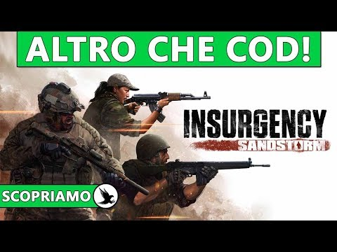REALISMO ASSOLUTO... ALTRO CHE COD! ► INSURGENCY SANDSTORM Gameplay ITA [SCOPRIAMO] thumbnail