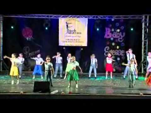 musical baby grease flashdance palmi 2000