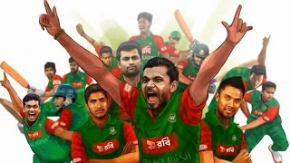 Bangladesh vs India T20 Asia Cup 2016 1st Match Highlights