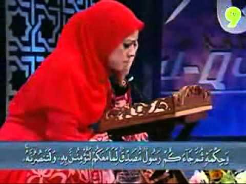 Akademi Al-Quran 3 - Pusingan 1 - Sharifah
