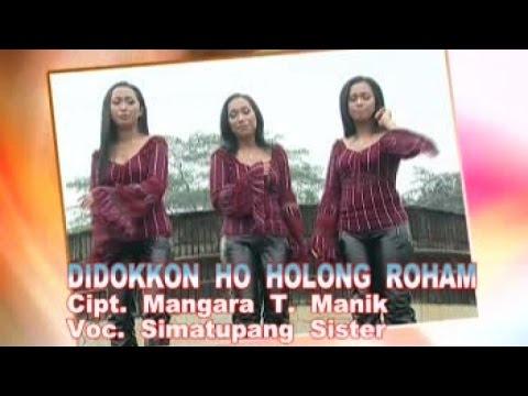 Simatupang Sisters - Didokkon Ho Holong Roham (Official Lyric Video)