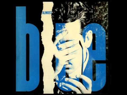 Elvis Costello - Almost Blue (with lyrics)