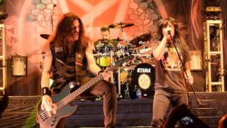 Anthrax live - Caught In a Mosh 4-22-17