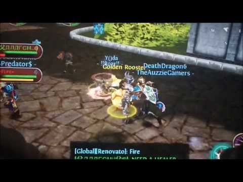 Order & Chaos Online: Greenmont World Boss Golden Rooster!
