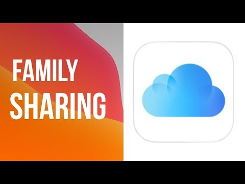 How To Set Up Family Sharing IOS 13