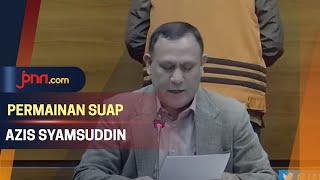 Permainan Suap Azis Syamsuddin & Pihak yang Terlibat