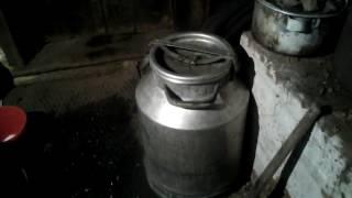 Производство спирта в домашних условиях