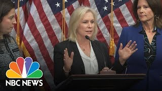 Senator Kirsten Gillibrand On Senator Al Franken: 'Enough Is Enough' | NBC News