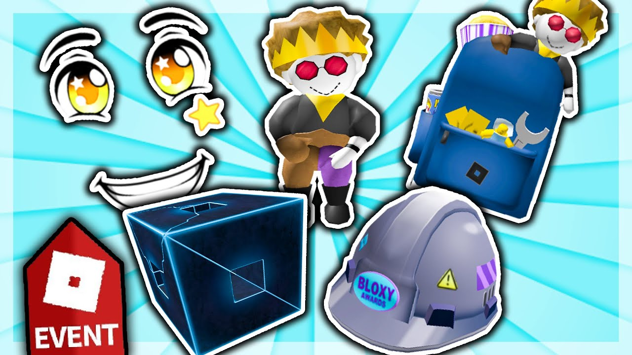 Download HOW TO GET ALL ITEMS in 8TH ANNUAL BLOXY AWARDS EVENT 2021!! (Roblox)