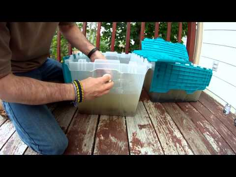 Natural Water Filtration System