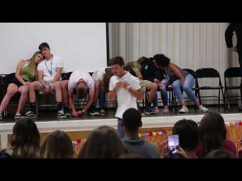 Grad Night Hypnotist Szeles River Valley High School Grad Night 2018
