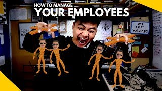 How To Manage Your Employees Effectively - Negosyo Tips for Philippine Business