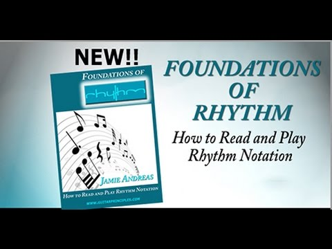 How To Read Musical Rhythm Notation