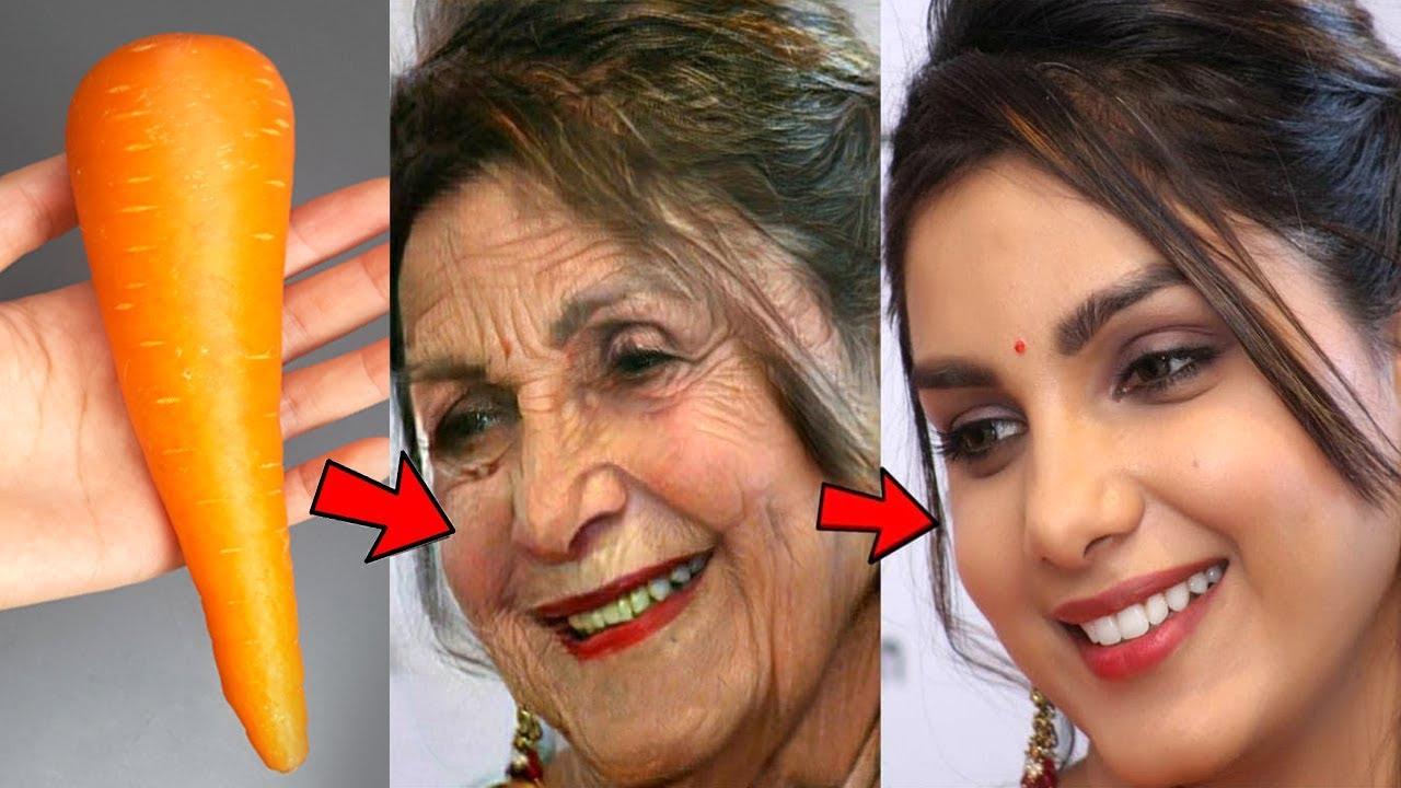 Más Fuerte Que El Botox - Aplica Esta Mascarilla Durante 10 Minutos Para Eliminar Las Arrugas