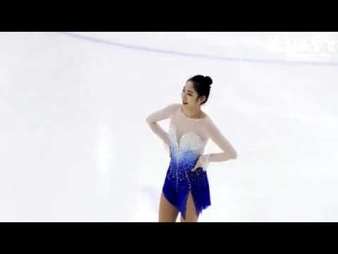 Dabin CHOI 최다빈,고려대 @ 2019년 피겨 랭킹대회 3일차 여자 시니어 FS #16