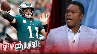 LaVar Arrington on the significance of Eagles players criticizing Wentz   NFL   SPEAK FOR YOURSELF