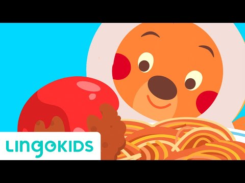 On Top Of Spaghetti - English Nursery Rhyme - Lingokids