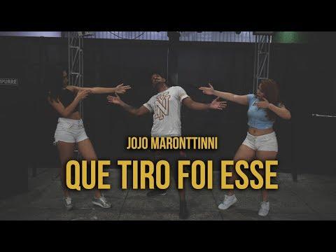 Que Tiro foi esse- Jojo Maronttinni  - Mix Prof Hemilson  coreografia