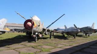 Музей авиации в Кошице / Aviation Museum in Kosice(, 2015-10-04T19:56:13.000Z)